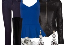 Vampire diaries outfits