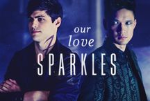 Malec / Anything and everything Malec <3