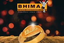 Bhima Wedding Collections / Bhima jewelry Wedding collections. With latest designs and traditional ornaments.
