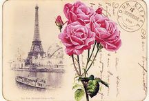 Papercrafts: Prints For Decoupage