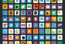 Icons / by Adam s