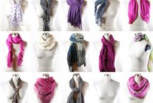 Scarves / by Shirley Carroway