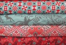 Fabric  / by Cassie Morgan