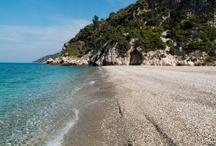 Samos Saitani Beaches / Mikro & Negalo Saitani Beach