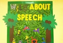 SLP Bulletin Boards / by Kayla Carpenter