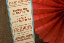 Coney Island Wedding Project / by Mary Gardner