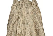 18thC: other gowns
