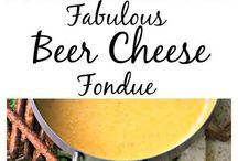 Cheese fondue recipes