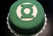 The Green Lantern Party
