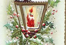 karácsonyi illusztráció