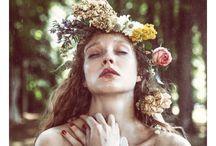 Lou Sarda - photographie / Lou Sarda est une jeune photographe qui travaille sur le thème de Ophélia