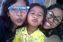 nur rahmawati / my sister