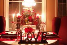 Dîners romantiques