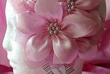 Moño rosa
