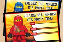 Ninjago / Birthday