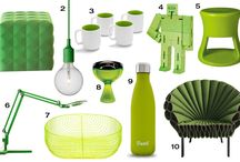 Pantone's Color of the Year 2017: Greenery
