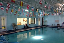 Our Pools Nationwide / Take a dip in our heated pools and learn to swim from professionals.