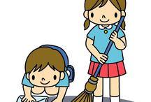 actividades niños / by Aryaris Mora