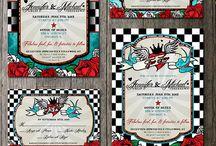 Rockabilly Esküvő - Rockabilly Wedding