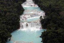 Waterflow / Mexico
