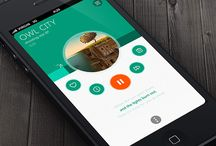 Mobile apps themes