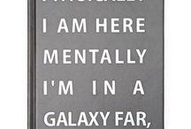 Star Wars :-)