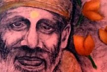 Shirdi Sai Baba Paintings / Hi.. I am Mounika Narreddy. MounikartIndia is a space to share and sell my organic paintings with you all.   What I mean by organic paintings is, I paint with non toxic soft pastels on the naturally textured handmade paper.  Visit my online shop @ http://www.craftsvilla.com/mounikart and https://www.etsy.com/in-en/shop/MounikartIndia?ref=hdr_shop_menu