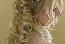 Beautiful Wedding Hairstyles - Half Ups / by Gail Gardner