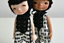 WILD BABE Pre-Order for Engendrito & 1/8 scale dolls.