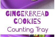 Preschool-Gingerbread theme