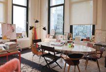 Luiza's office