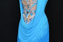 DanceSport Costumes / by Casey Treu