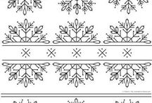 Gingerbread Piping Patterns and Templates / Gingerbread Gingerbread House Gingerbread Houses Piping