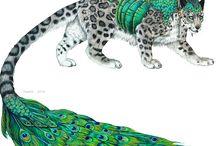 Fantasy Animals / :3