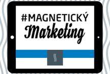 """#MagnetickýMarketing / """"Věděli jste, že jen 8% návštěvníků vašeho webu přichází na stránky z placené reklamy a více jak 65% z neplacených zdrojů?"""""""