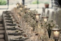 Tables / Wedding and Event table design