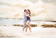 Engagement Sessions / Key West engagements - on the beach, in Old Town streets...