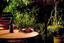 Garden Heaters / Garden heaters for cold winter nights sat admiring the stars, or relaxed summer BBQ's.  / by Primrose