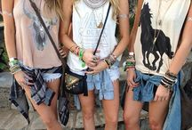 what I wanna look like- festival