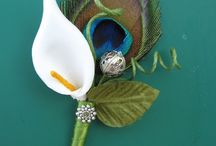 Boutonierres / Wearing a flower on your lapel with style / by Hibiscus Flowershop