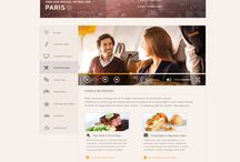 travel & leisure | webdesign