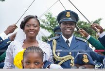 Nigerian Wedding: Uniform weddings...