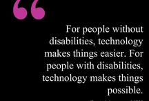 Assistive Technology and Work / This board is about technology that can facilitate employment for people with physical disabilities.