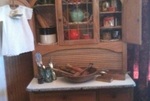 Primitive decorating / by Deb Wright