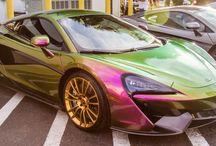 müthiş arabalar