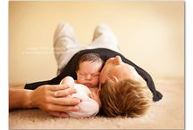 Maternity & Baby photos / by Stephanie Frerich