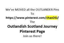 Outlander Pins