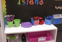 Classroom setup / Ideas for an interactive classroom