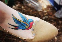 Tattoos / by Jemma Western