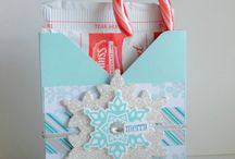SU envelope board / Ideas using stampin' up envelope board